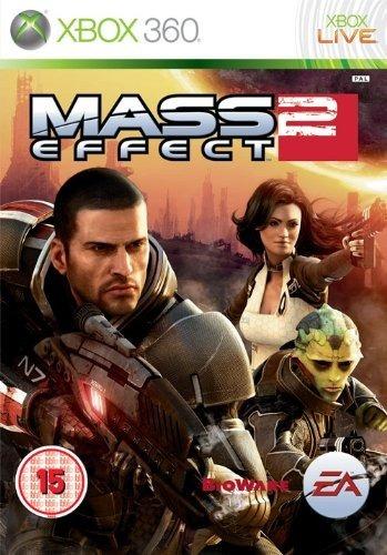 Jogo Mass Effect 2 Xbox 360 X360 Pronta Entrega Midia Física