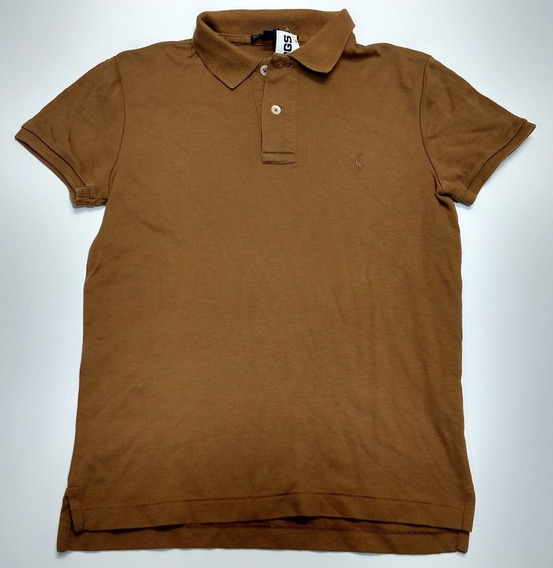 Chomba Polo Ralph Lauren Talle S Woman Marrón