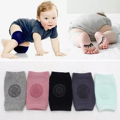 Joelheiras Protetor De Joelhos Antiderrapantes Para Bebes