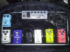 Set Pedais De Guitarra 1500 Reais