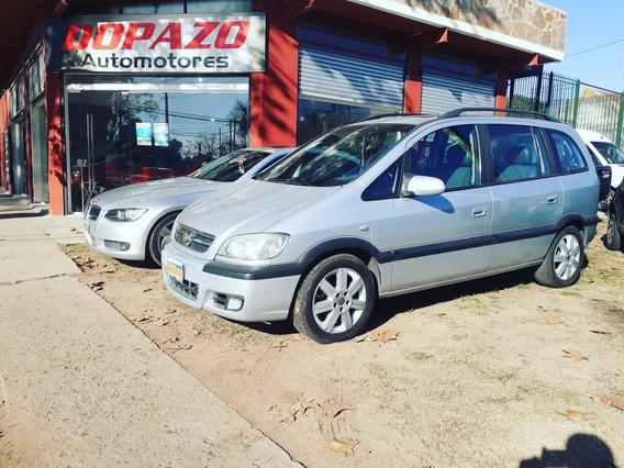Chevrolet Zafira Gls 7 Pasajeros