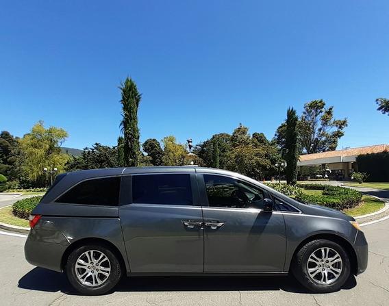 Honda Odyssey Odissey 2011