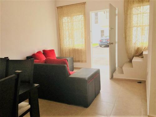 Imagen 1 de 23 de Casa En Renta Con Muebles 2 Recamaras En Real Bilbao Playa D