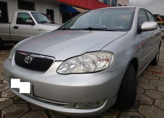 Toyota Corolla 1.8 16v Se-g Flex Aut. 5p