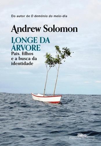Imagem 1 de 1 de Livro Longe Da Árvore Andrew Solomon