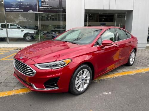 Imagen 1 de 15 de Ford Fusion 2020 2.0 Se Lux Híbrido Cvt