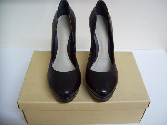 Sapato Salto Alto Preto Feminino