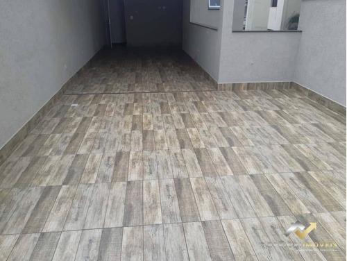 Cobertura Com 2 Dormitórios À Venda, 121 M² Por R$ 520.000,00 - Vila Alpina - Santo André/sp - Co0595