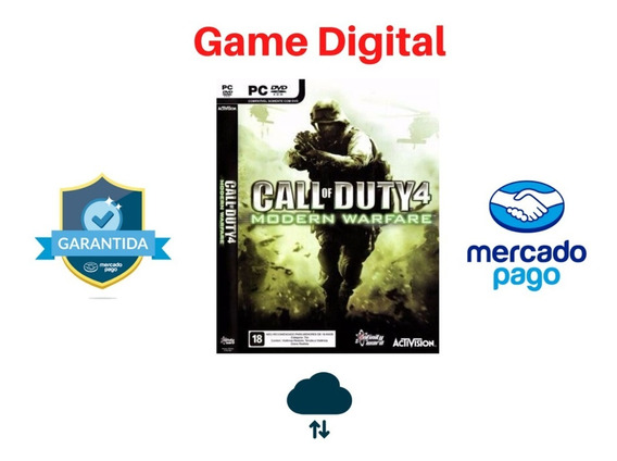 Call Of Duty 4: Modern Warfare Envio Digital Pc