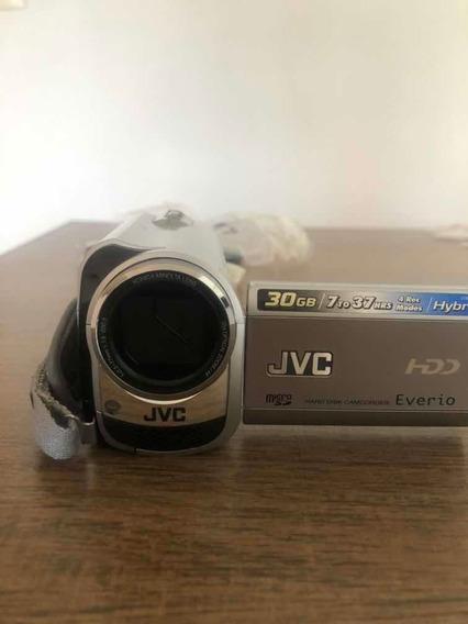 Câmera Jvc Everio Hdd Hybrid