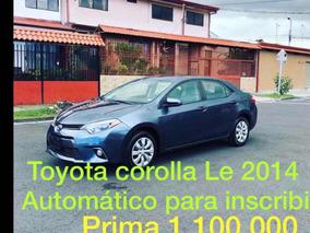 Toyota Corolla Se Puede Financiar