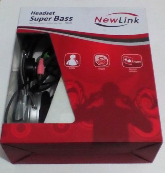 Fone De Ouvido - Headset Super Bass Hs101