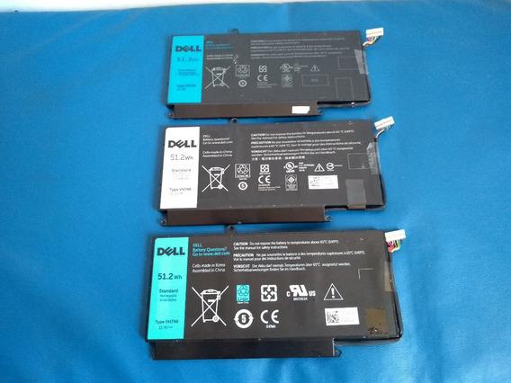 Bateria Para Notebook Dell 51.2wh - Vh748- Preço Promocional