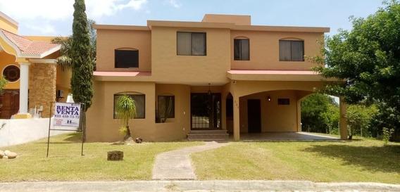 Renta De Casa En Fraccionamiento Residencial Miralta En Altamira Tamps