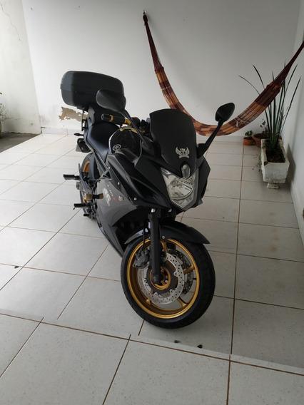 Yamaha Xj6 F Preta 2012