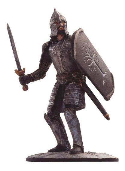 O Senhor Dos Anéis - Soldado Gondoriano Em Minas - Miniatura