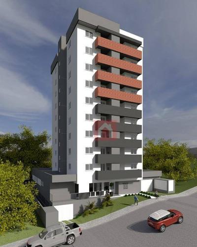 Apartamento À Venda, 58 M² Por R$ 180.000,00 - Santa Catarina - Caxias Do Sul/rs - Ap1973