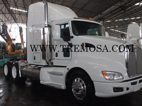 Tractocamion Kenworth T660 2011 100% Mex. #2716