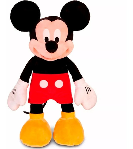 Peluche Mickey Mouse Disney 35 Cm Mediano Educando Full
