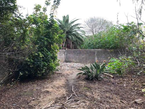 Ph Con Amplio Fondo Verde C/ Casa Para Reciclar
