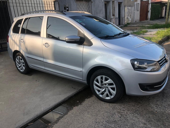 Volkswagen Suran 2014 Highline Nafta/gnc Impecable!