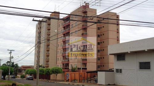 Imagem 1 de 15 de Apartamento  Residencial À Venda, Vila Menuzzo, Sumaré. - Ap0397