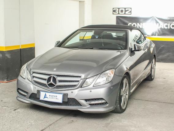 Mercedes-benz E250 1.8 E250 Cabrio Avantgarde 2013