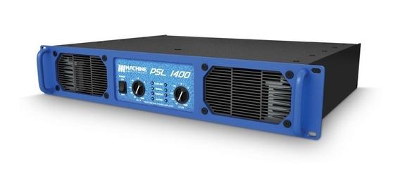 Amplificador Machine Psl 1400 Super Promoção