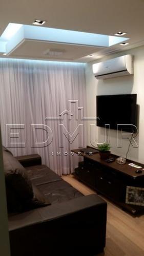 Imagem 1 de 8 de Apartamento - Vila Homero Thon - Ref: 11524 - V-11524