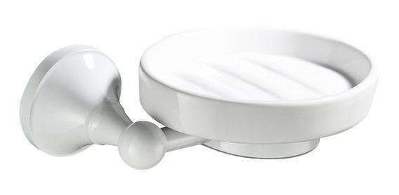 Montado De Pared Baño Cerámica Cocina Jabonera Accesoiros