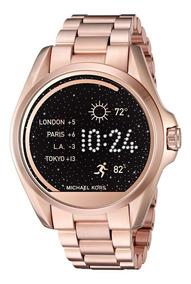 Smartwatch Relógio Unissex Michael Kors Access Rosé Lindo!!