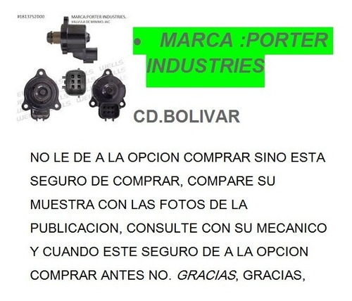 Sensor Iac Grand Vitara 2.7 L 2001 X-l7 2001/2006  Ac4218