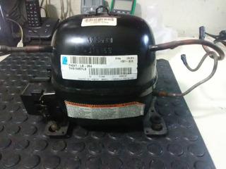 Motor Compresor De Nevera 1/3 1/4 1/5 Poco Uso Garantizado