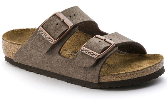 Birkenstock Arizona Kids Bf Nb Mocha Narrow + Barato