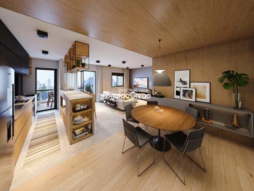 Apartamento Com 3 Dorms, Jardim Guedala, São Paulo - R$ 1.15 Mi, Cod: 2269 - V2269
