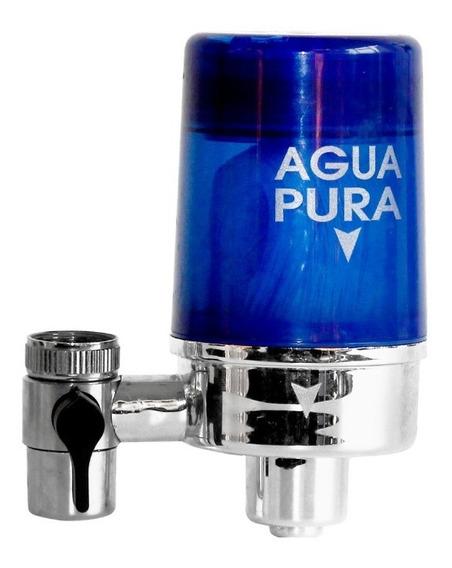 Purificador De Agua Aquaeoz / Filtro De Grifo / Isla Urbana