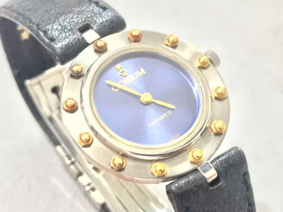 Corum Quartz Clipper Club Sapphire Swiss Made