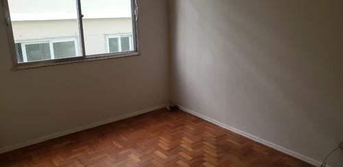 Apartamento Para Aluguel, 2 Quartos, 1 Vaga, Botafogo - Rio De Janeiro/rj - 26880