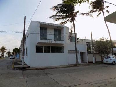 Casa En Renta, Col. Petrolera, Coatzacoalcos, Veracruz