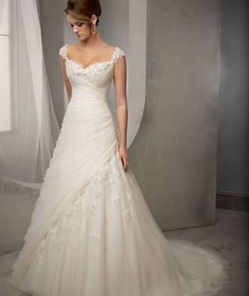 Vestido De Novia Hermoso Bridenformal Original