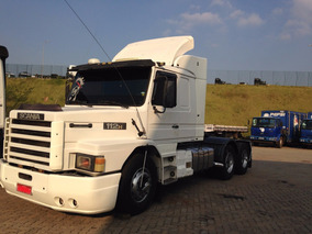 Scania 112 6x2 1986 Bicuda Volvo/mb/iveco/volks/ford