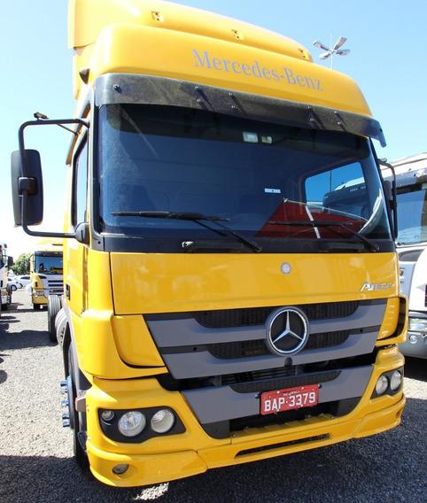 Mercedes-benz Atego 2426 - 2013/13 - 6x2 (bap 3379)