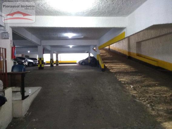 Vaga Para Venda Em Ed. Garagem No Centro - Niterói/rj - Vpn32