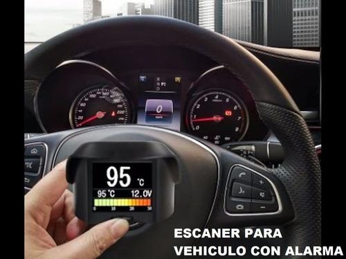 Scaner Obd2 Automotriz Ver Borrar Codigo Fallas Disponibles