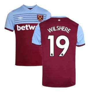 Camisa Umbro West Ham 2019 Oficial Pronta Entrega Personaliz