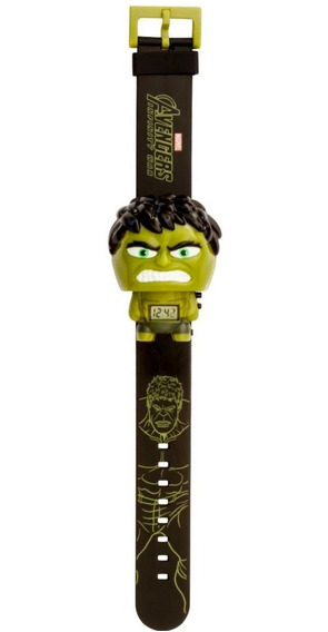 Reloj Niño Avengers Hulk Lego & Bulbbotz Oficial
