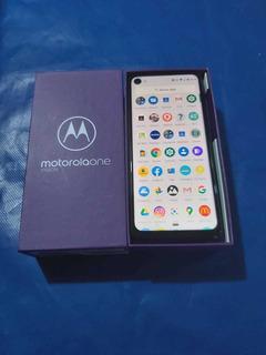 Motorola One Vision 128 Gb Dual Sim 4 Gb Ram. Como Nuevo!!