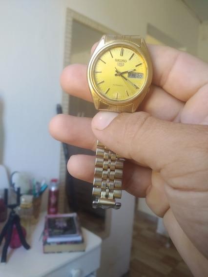 Relógio Seiko Antigo Automático