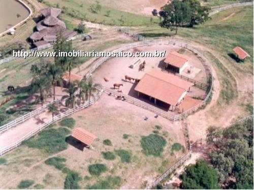 Imagem 1 de 16 de Rancho Dom Quixote, Jundiaí, Chácara Com Total Infraestrutura - 97154 - 4492672