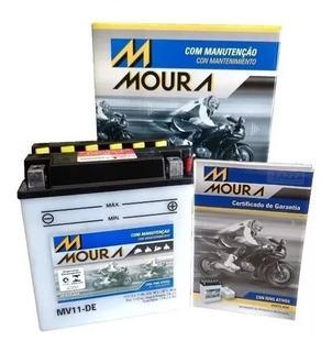 Mv11-de Moura Bateria Yamaha Xv 250 Virago 1995-2003